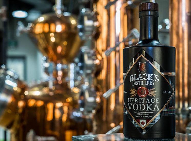 Black's Distillery