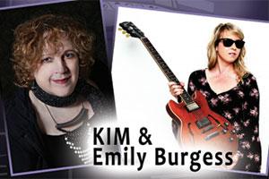 Kim Doolittle & Emily Burgess